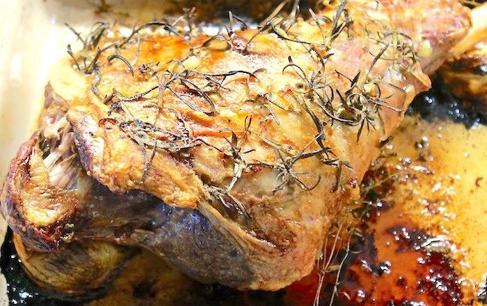 roast lamb recipe.